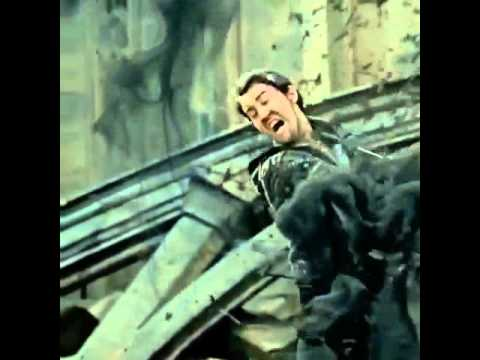 Neville kills Nagini - YouTube