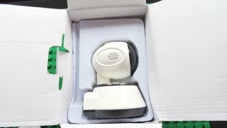 Digoo BB M1 Wireless WiFi Home Security IP Camera - Unboxing