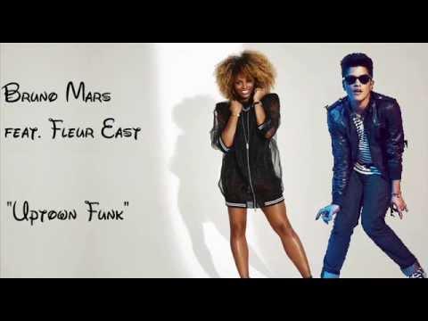 Bruno Mars feat. Fleur East - Uptown Funk (Official Audio - New Duet)