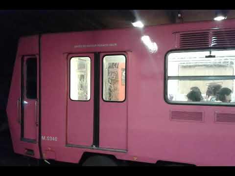 Metro Línea 9. Estación Jamaica
