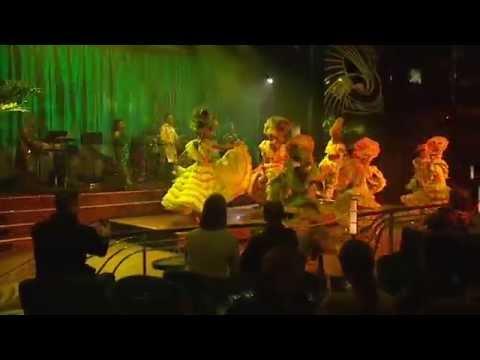 Cuba Show Cabaret Parisien, La Habana. 12 min