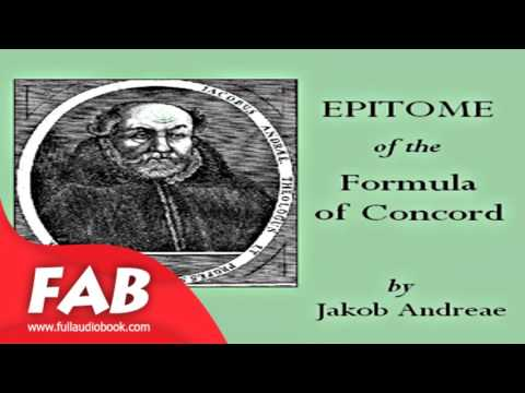 Epitome of the Formula of Concord Full Audiobook by Jakob ANDREAE by Non-fiction, Religion