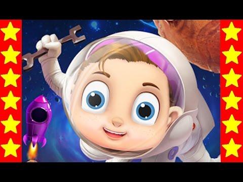 Космос: картинки и задания для детей