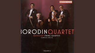 String Quartet No. 2 in G Major, Op. 18: IV. Allegro molto quasi presto