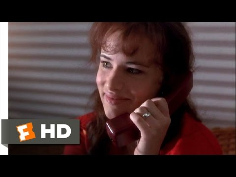 The Evening Star (5/8) Movie CLIP - A Call to Granny (1996) HD