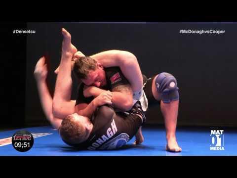 McDonagh VS Cooper - Densetsu The Beginning