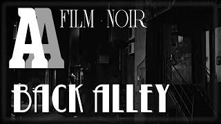 Back Alley - 1hr Film Noir Ambient Sound & Visuals thumbnail