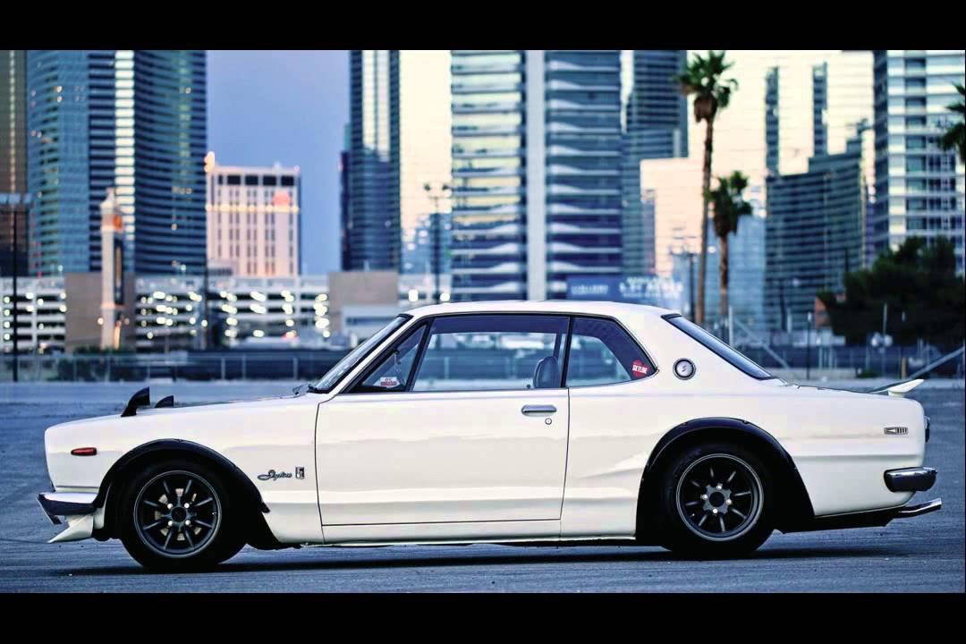 Nissan Skyline Gtr For Sale >> 1972 nissan skyline - YouTube