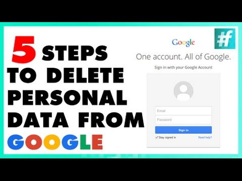 How To Delete Personal Data From Google In 5 Steps