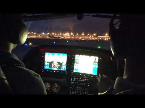 Western Michigan University College of Aviation IFR Chicago Flight