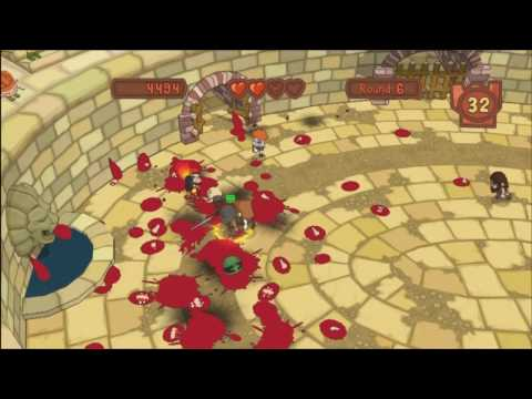 Fat Princess Gladiate Arena (Worker Class)