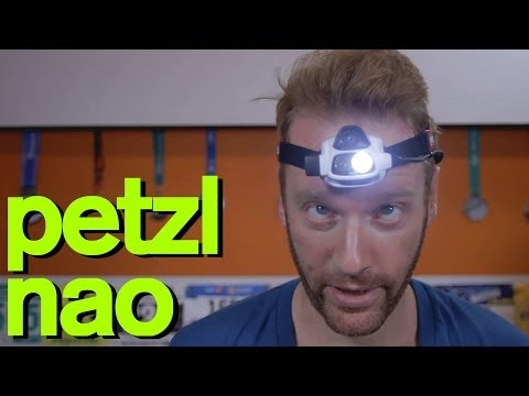 PETZL NAO HEADLAMP REVIEW - GingerRunner.com