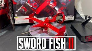 Swordfish II Cowboy Bebop Popinika Spirits Modèle Moulé Japon F//S