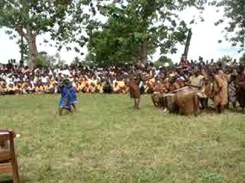 Cultural Day in Kpando, Ghana