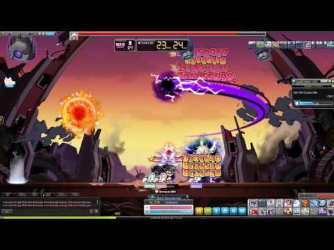 GMS Dual Blade vs Normal Lotus Pre 5th Job