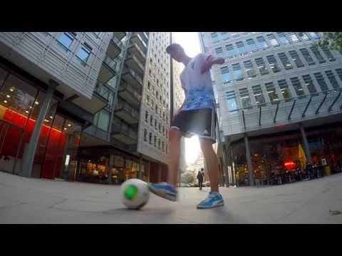 Top 10: Football Flick Ups! Feat. Andrew Henderson