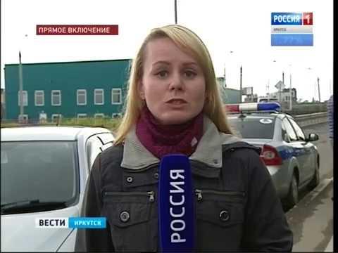 На участке Верхней Набережной в Иркутске начали штрафовать за проезд под запрещающий знак