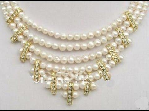 Beautiful Pearls designs