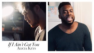 IF I AIN'T GOT YOU - ALICIA KEYS | PianoWithAlex Ft. Mark Acoustic Cover