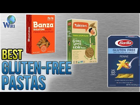 10 Best Gluten-Free Pastas 2018