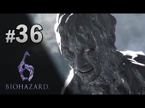 #36 第三支C病毒的使用者 | Biohazard 6 生化危機 6 中文版