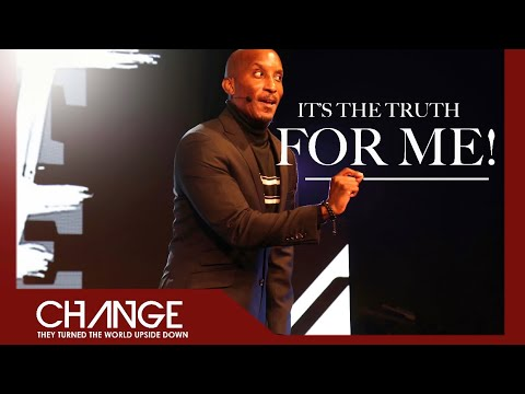 It's The Truth For Me | Beast Mode Part 3 | Dr. Dharius Daniels