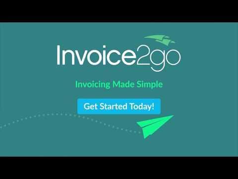 Invoice 2go — Professional Invoices and Estimates