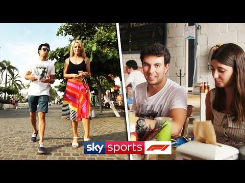 What do F1 drivers do in their spare time? | At home with Sergio Perez | Part 1