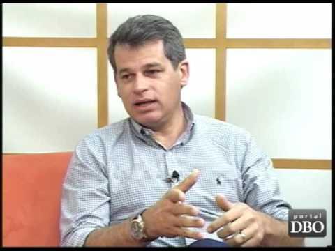 Luciano Alvarenga, fala sobre as vantagens da mineralização no balde