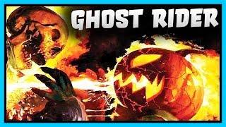 Ghost Rider kontra Jeździec Bez Głowy - Komiksowy Ciekawostki