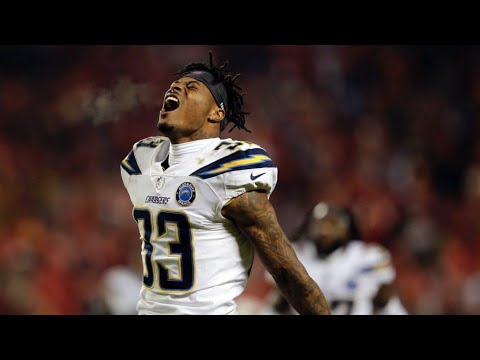Maybe the greatest Rookie Seasons of All Time Derwin James Insane Chargers Highlights.