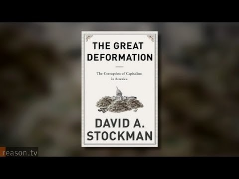David Stockman on Wall Street, The Federal Reserve, and The Great Deformation