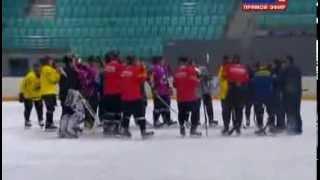 Хоккей России. Сюжет о ХК «Сарыарка»