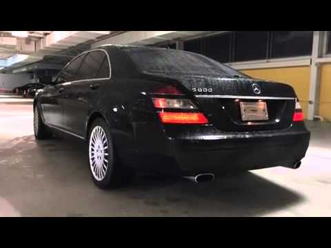 2007 Mercedes Benz S600 West Chester Pa Youtube