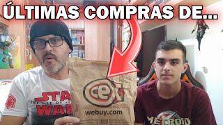ÚLTIMAS COMPRAS DE CEX