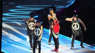 KCON 2014 G-Dragon - One of a Kind (Live Fancam)