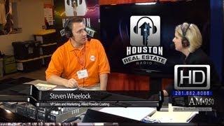 Refurbish Lawn Furniture - Allied Powder Coating - Houston Real Estate Radio