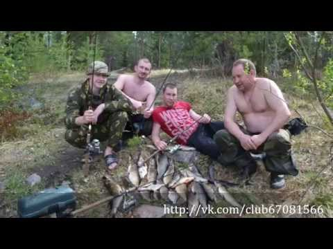 Рыбалка в Подмосковье, описания и карты водоемов, отчеты