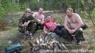 Рыбалка в Карелии (фильм второй 21-22 мая)