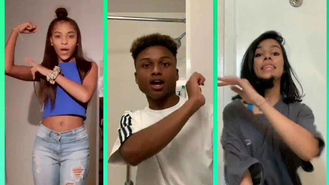 "THE BEST NEW TIK TOK DANCE ""girl beautiful""_part 2 - YouTube  |Latest Tik Tok Dance"