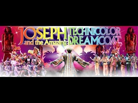 Go Go Go Joseph - Karaoke (Joseph and the amazing technicolor dreamcoat)