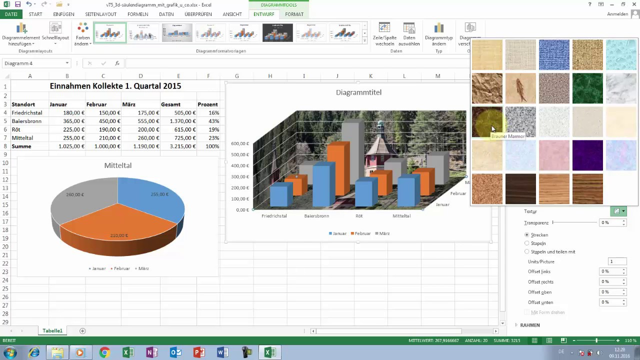 Excel Tipps Und Tricks  75 3d