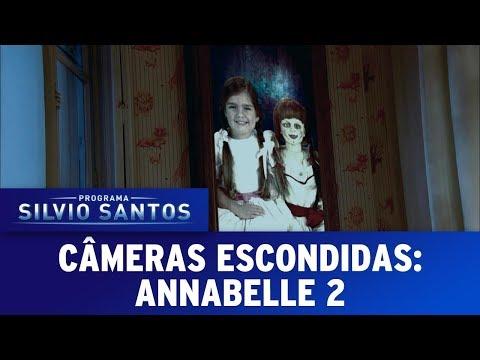 Annabelle 2 - Annabelle Creation Prank 2    Câmeras Escondidas (17/12/17)