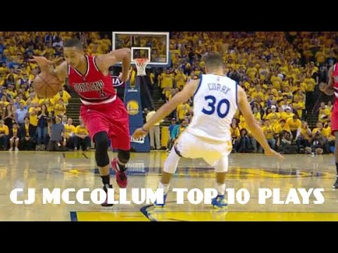 601eb713219 CJ McCollum s Top 10 Plays of His Career - YouTube