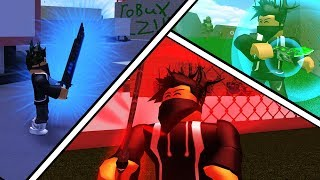 When Knife Ability Test Meets Simulator | Knife Simulator in Roblox | iBeMaine