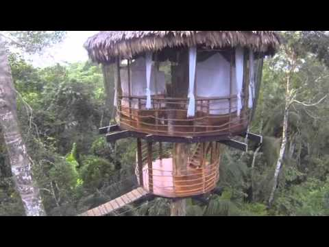Treehouse Lodge - Amazon River Adventure Lodge