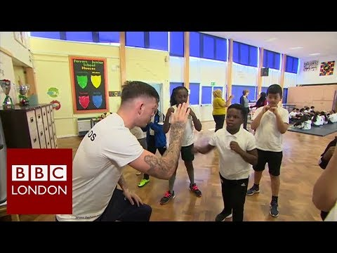 Jordan Reynolds: From gangs to Team GB  BBC London