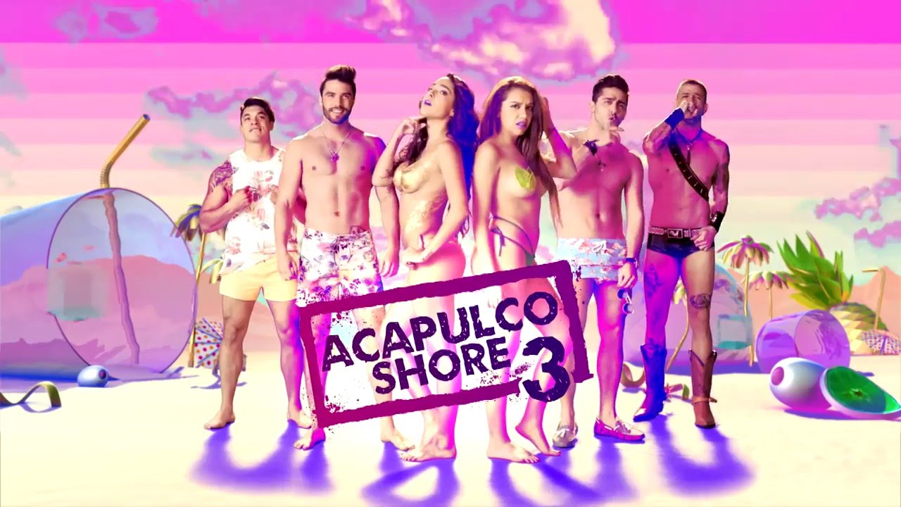 Acapulco Shore 3 Mtvla Youtube