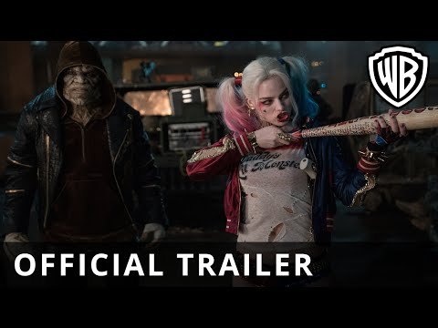 Suicide Squad - Official Trailer - Official Warner Bros. UK