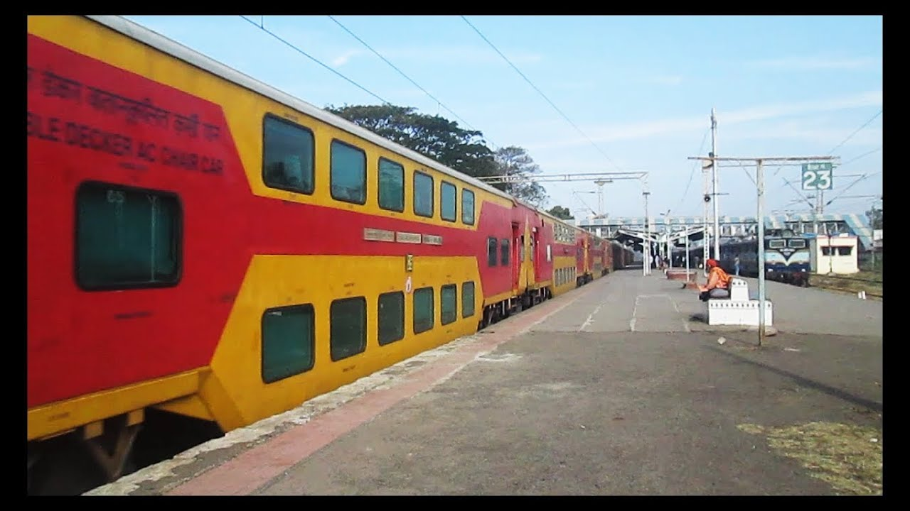 top 10 fastest and express trains in india just info check